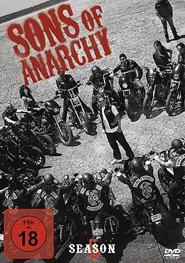 Sons of Anarchy - Season 5 / 2. Auflage DVD