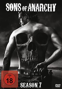 Sons Of Anarchy Staffel 7 DVD
