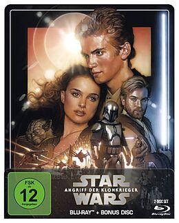 Star Wars: Episode II - Angriff Der Klonkrieger St Blu-ray