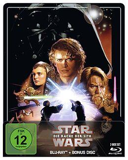 Star Wars: Episode III - Die Rache Der Sith Steelb Blu-ray