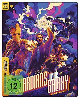 Guardians of the Galaxy - 4K UHD Mondo Steelbook Edition Blu-ray UHD 4K + Blu-ray