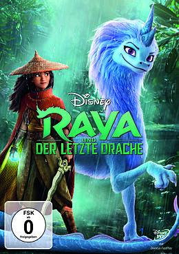 Raya und der letzte Drache DVD
