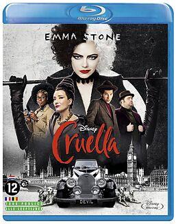 Cruella La Blu-ray
