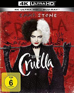 Cruella Blu-ray UHD 4K