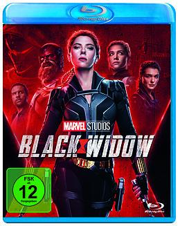 BD Black Widow Blu-ray