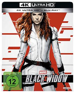 BD4K Black Widow Steelbook Blu-ray UHD 4K + Blu-ray
