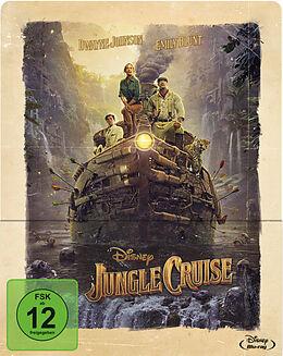 Jungle Cruise - Steelbook Blu-ray