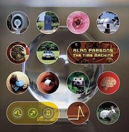Alan Parsons CD Time Machine