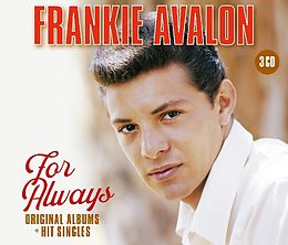 Frankie Avalon CD For Always