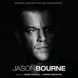 Jason Bourne (john Powell & David Buckley
