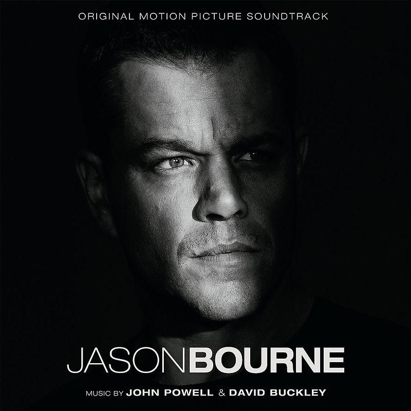 Jason Bourne (john Powell & David Buckley