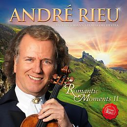 Rieu Andre CD Romantic Moments Ii