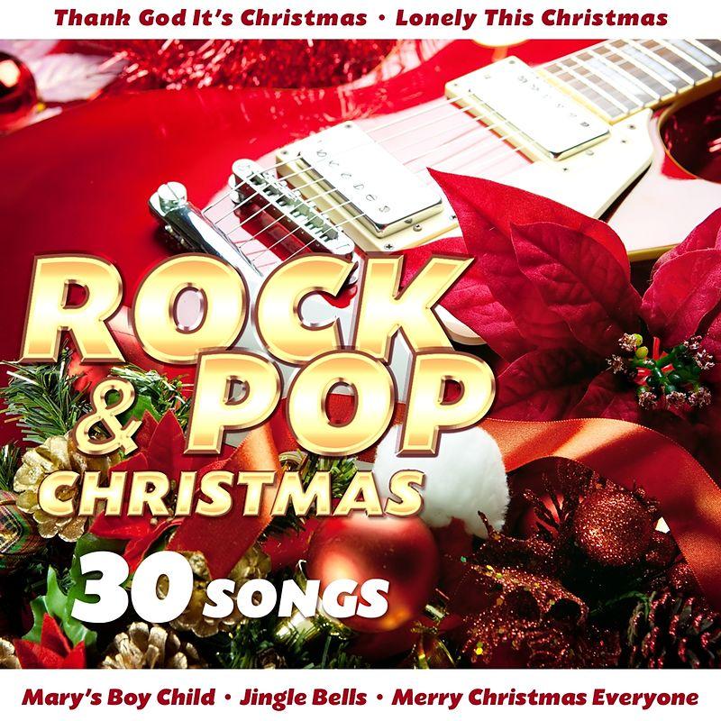 Rock & Pop Christmas - 30 Song - Divers - CD kaufen | exlibris.ch