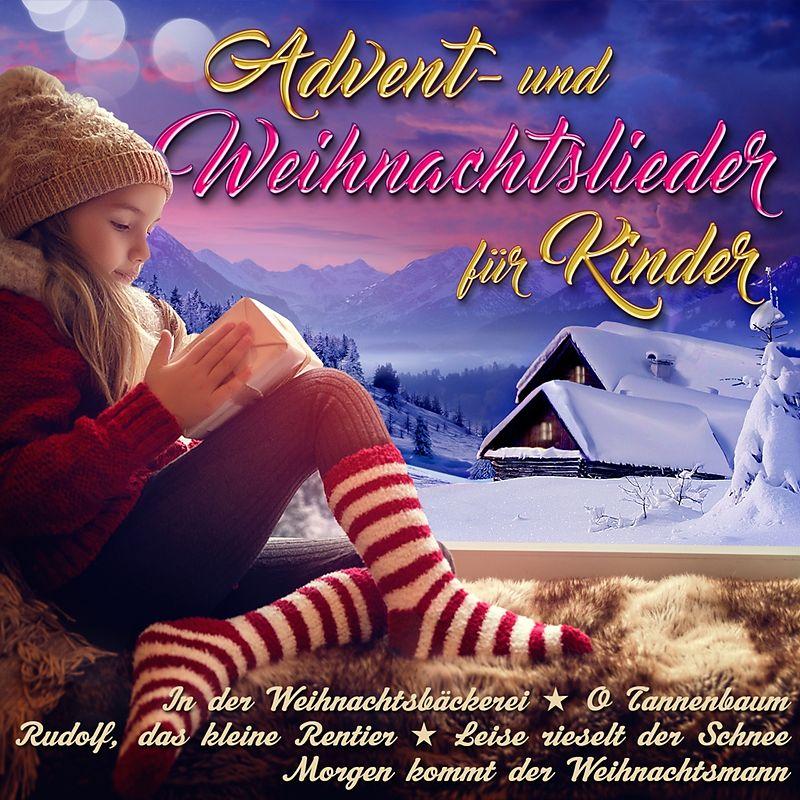 Advent- Und Weihnachtslieder Für Kinder - Divers - CD kaufen ...