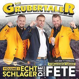 Die Grubertaler CD Echt Schlager, Die Große Fete