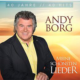 Andy Borg CD Meine Schönsten Lieder - 40 Jahre 40 Hits