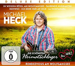 Michael Heck CD + DVD Die Schönsten Heimatschlager F
