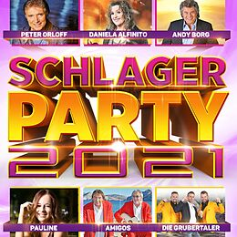 Divers CD Schlager Party 2021