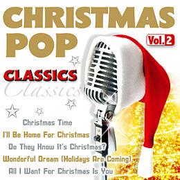 WHITE CHRISTMAS ALL-STARS CD Christmas Pop Classics-Vol.2