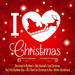 White Christmas All-Stars CD I Love Christmas-A Wonderful Christmastime