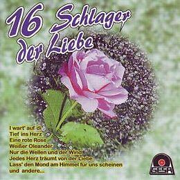 16 Schlager Der Liebe