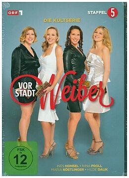 Vorstadtweiber - Staffel 05 DVD