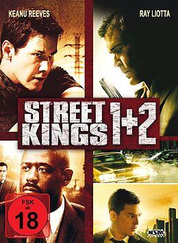 Street Kings 1 & 2 - Mediabook Blu-Ray Disc