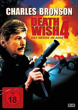 Death Wish 4 - Das Weisse im Auge DVD