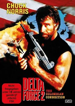 Delta Force 2 - The Columbian Connection DVD