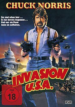 Invasion U.S.A. DVD