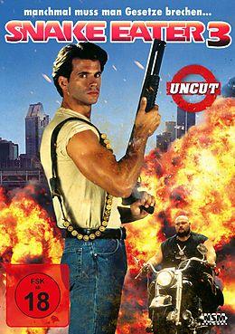Snake Eater 3 DVD