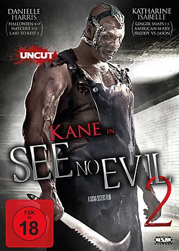 See No Evil 2 DVD