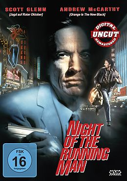 Night of the Running Man DVD