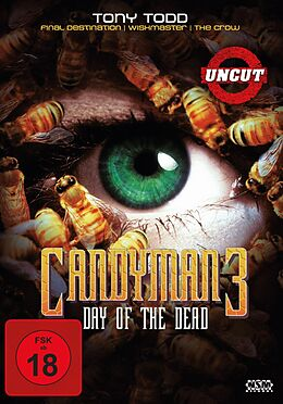 Candyman 3 - Day of the Dead DVD