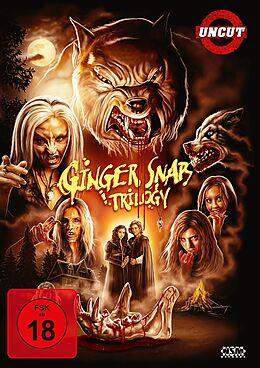 Ginger Snaps Trilogy DVD