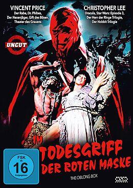 Im Todesgriff der roten Maske DVD