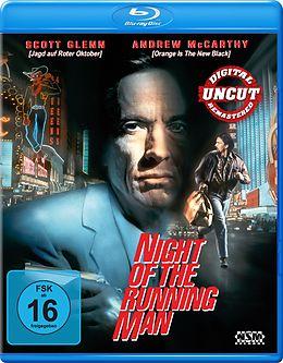Night Of The Running Man Blu-ray