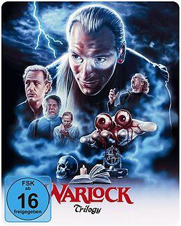 Warlock Trilogy - Steelbook Blu-ray