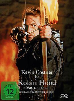 Robin Hood - König Der Diebe - Mediabook Blu-ray
