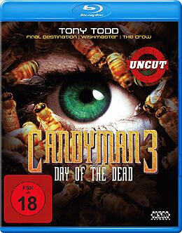 Candyman 3 - Day Of The Dead (uncut) Blu-ray