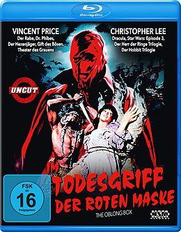 Im Todesgriff Der Roten Maske Blu-ray