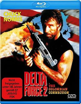 Delta Force 2 (uncut) Blu-ray
