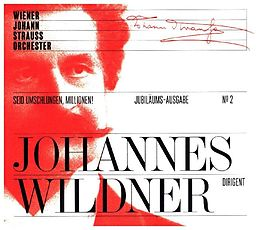 Johannes/Wiener Johann Wildner CD Seid Umschlungen,Millionen!
