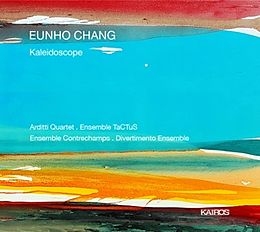 Arditti Quartet/Ens.TaCTuS/Ens CD Kaleidoscope