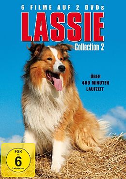 Lassie Collection 2 [Versione tedesca]