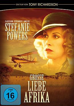Große Liebe Afrika DVD