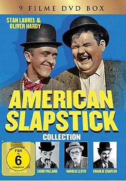 American Slapstick Collection DVD