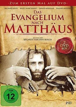 Das Evangelium nach Matthäus DVD