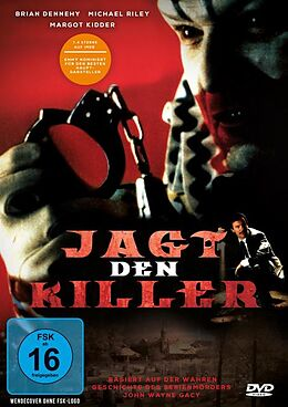 Jagt den Killer DVD