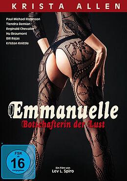 Emmanuelle - Botschafterin der Lust DVD